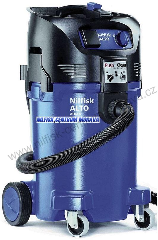 Nilfisk ATTIX 50-21 PC CLEAN ROOM